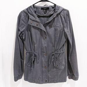 Forever 21 Utility Jacket